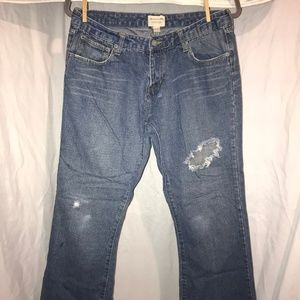 Women's Abercrombie and Fitch Jeans size 10